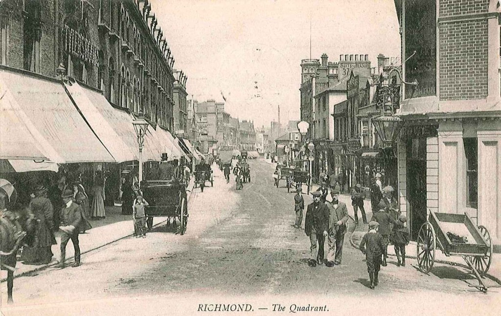Richmond the Quadrant.1906