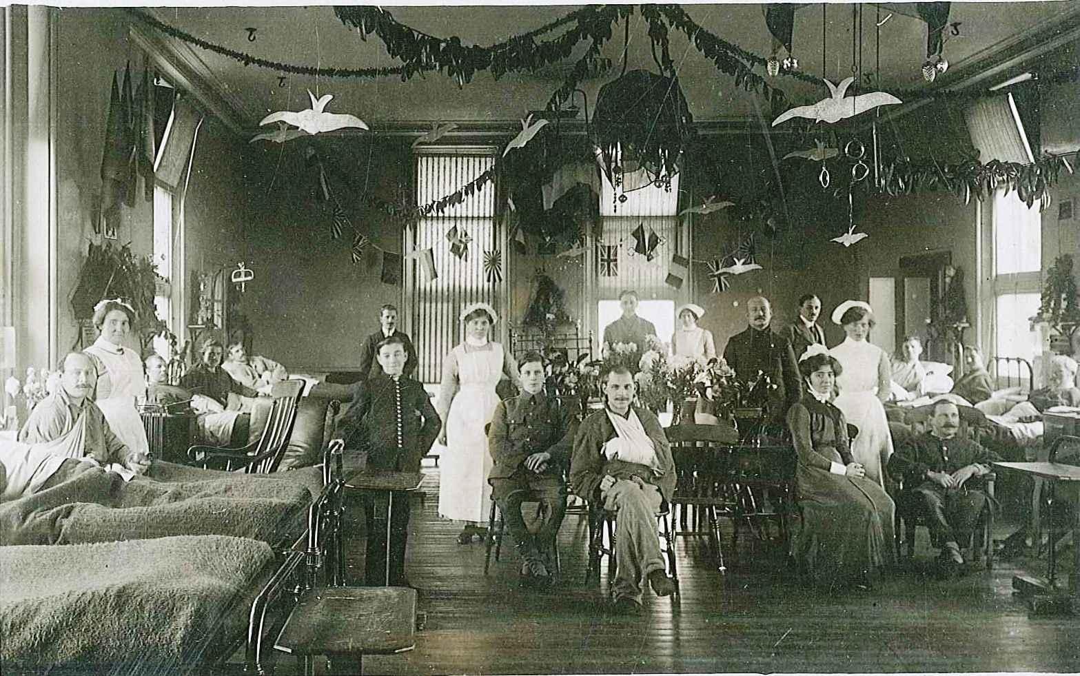 Christmas 1914.Follow The Drum Christmas 1914 The Library Blog
