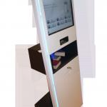 smartServe Kiosk white