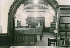 Teddington library date unknown