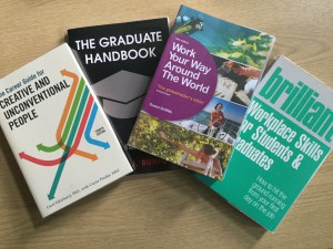 Here are just a few examples of the dozens of latest edition career guides available