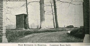 South African Military Hospital, Cambrian Road Gate