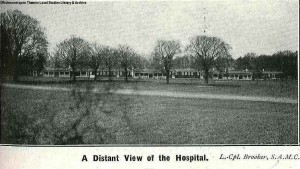 South African Military Hospital - Distant View