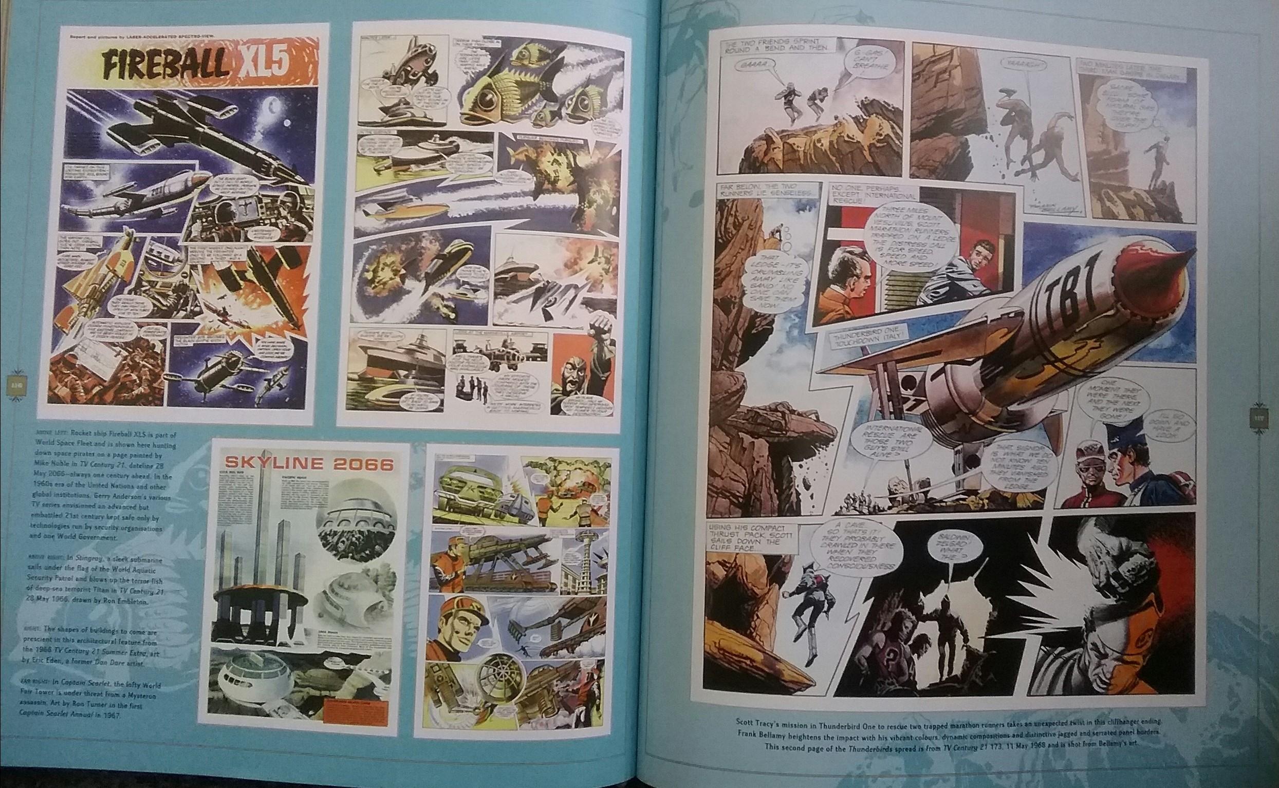 Brit Comic Books