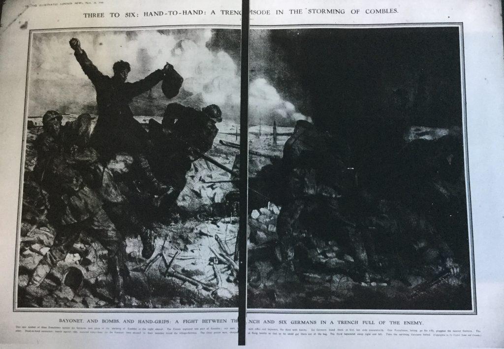 Illustrated London News 18th Nov 1916