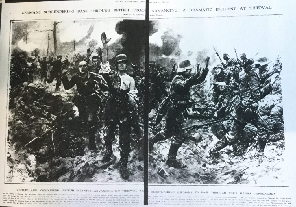 Illustrated London News 25th Nov 1916