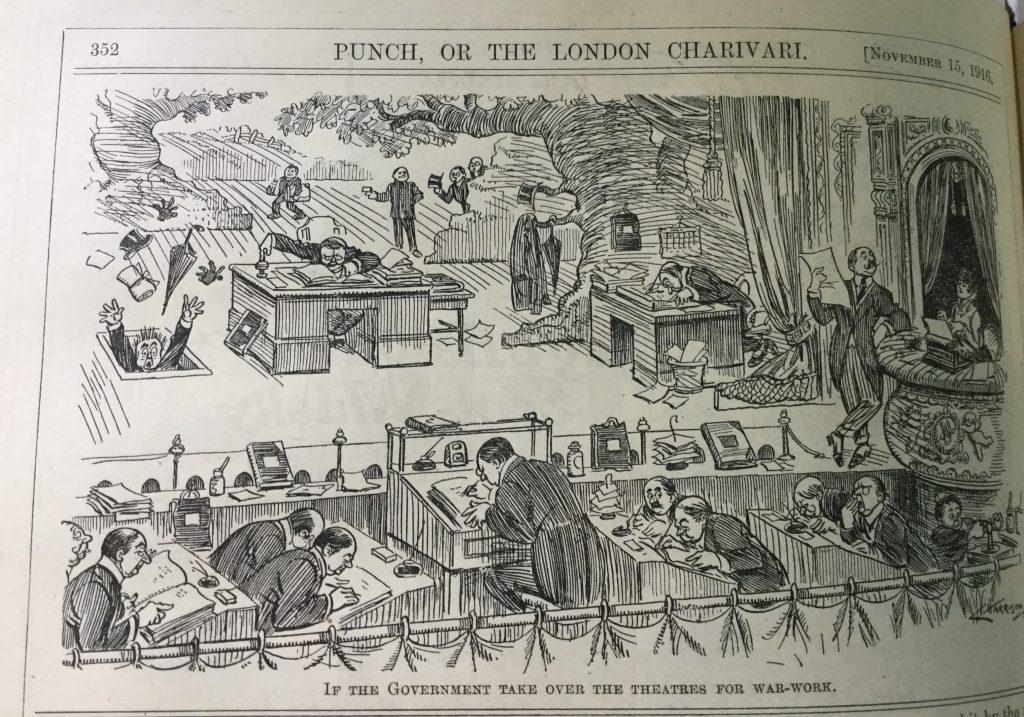 Punch 15th Nov 1916