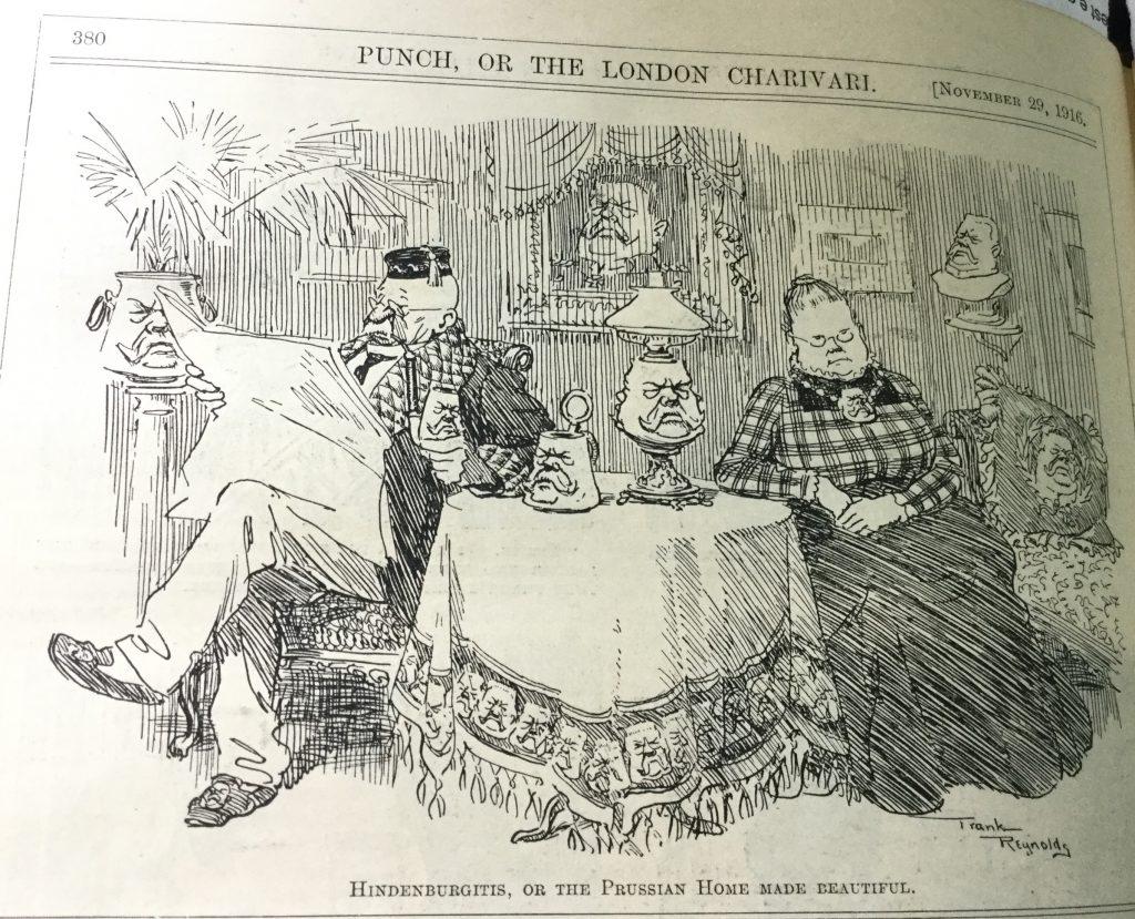 Punch 29th Nov 1916