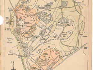 Richmond Park 1916 VTC Cycle Section LM 0898 R