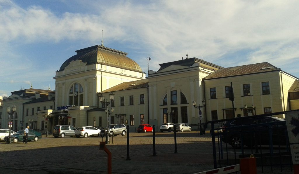 Tarnow station