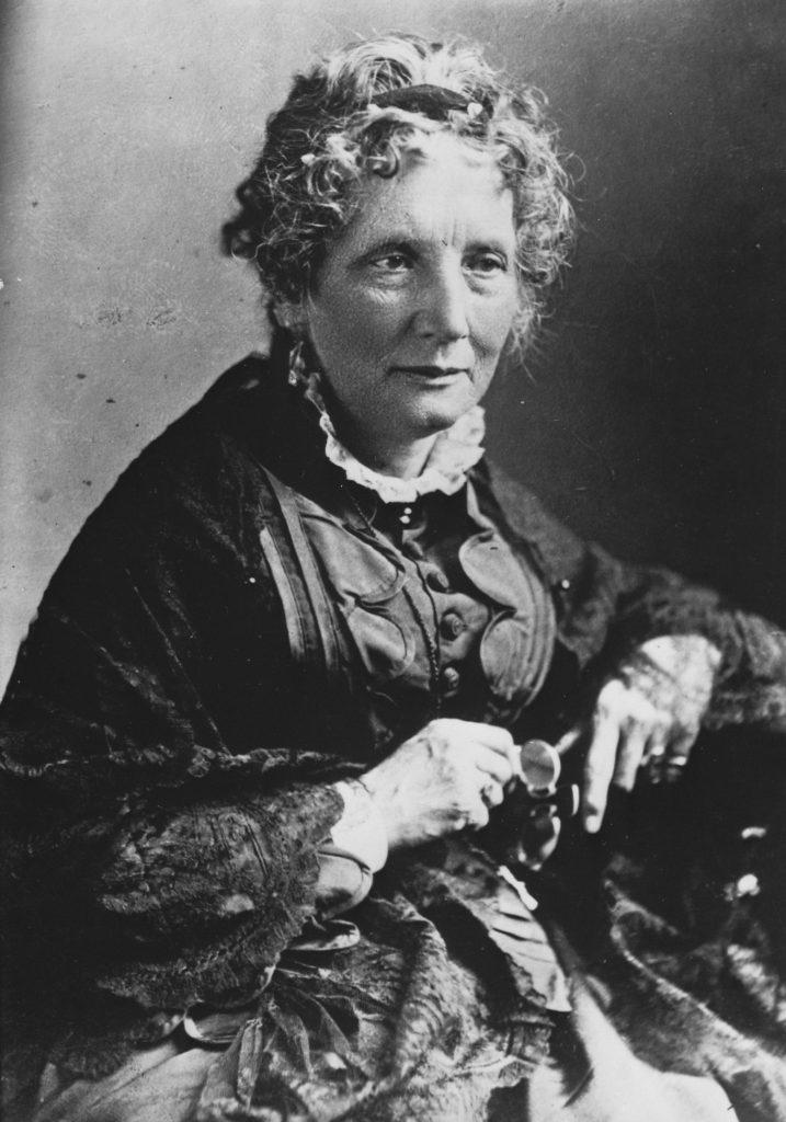 Photograph of Beecher Stowe
