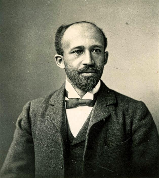 Portrait of Du Bois