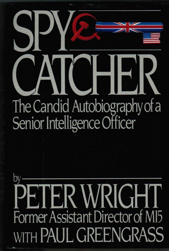 Spycatcher cover