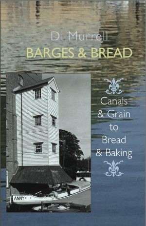 Front cover of Barges and Bread by Di Murrell